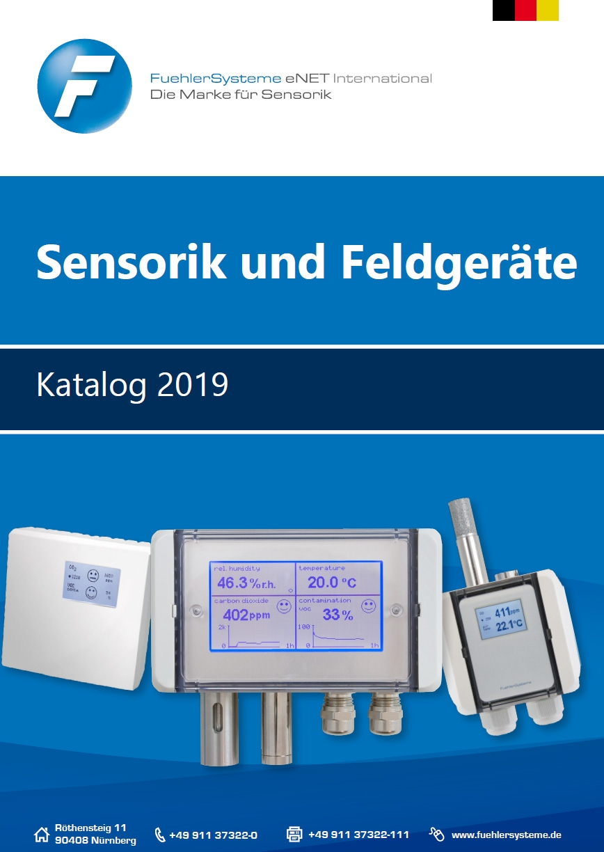 PDF Catalogue FuehlerSysteme