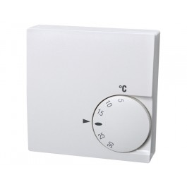 Raum-Thermostat mit Bimetall