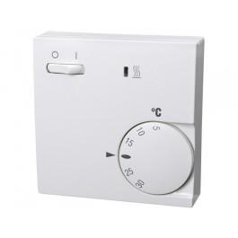 Raumtemperaturregler mit EIN/AUS-Schalter und Anzeigelampe