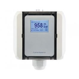 Druckmessumformer für atmosphärischen und barometrischen Luftdruck, aktiver Ausgang (0-10 V oder 4-20 mA)