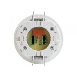 Bewegungs-/Helligkeits- und Temperaturfühler für die Deckenmontage, aktiver Ausgang (0-10 V), schaltender Ausgang (Wechselkontakt)
