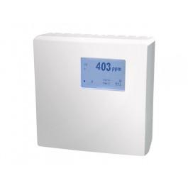 CO Luftqualitätsfühler für den Innenraum mit Messbereichsumschaltung, aktiver Ausgang (0-10 V oder 4-20 mA)
