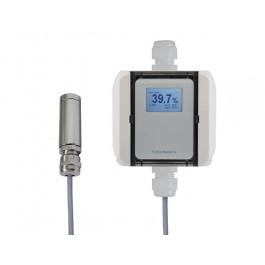 FS1141 Feuchte-Messumformer mit Pendelsonde für relative/absolute Feuchte, Taupunkttemperatur, Mischungsverhältnis und Temperatur, digitaler Ausgang