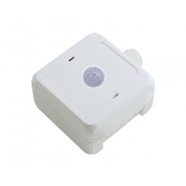 Messumformer Aufputz für Helligkeit, Bewegung, Feuchte und Temperatur, digitaler Ausgang