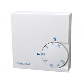 Hygrostat / Hygrothermostat, schaltender Ausgang (Wechselkontakt)