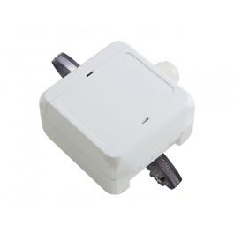 Anlegetemperaturfühler mit Spannband, digitaler Ausgang (1-Wire)