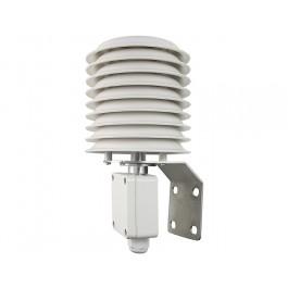 Feuchtemessumformer, aktiver Feuchteausgang (0-10 V oder 4-20 mA), passiver Temperaturausgang