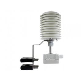 Feuchtemessumformer für Kanäle, aktiver Ausgang (0-10 V oder 4-20 mA)