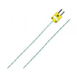 Thermopaar Typ K mit TE Mini-Stecker