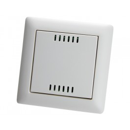 Unterputz-Raumtemperatur-Messumformer, aktiver Ausgang (0-10 V oder 4-20 mA)