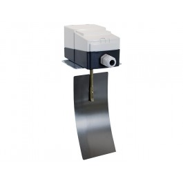 Luftstromwächter für den Lüftungskanal, schaltender Ausgang (Wechselkontakt)