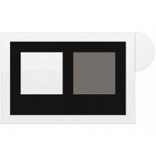 testo ɛ-Marker - Referenzaufkleber zur Ermittlung von Emissionsgrad und Temperatur