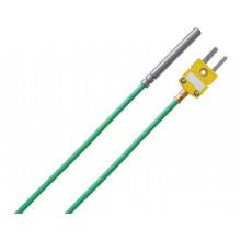 Kabel-Thermoelement mit TE Mini-Stecker