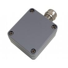 Aussentemperatur-Messumformer mit EMV-Verschraubung
