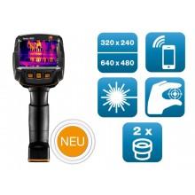 testo 883 - Wärmebildkamera (320 x 240 Pixel, Fokus manuell, App, Laser)
