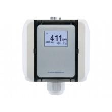 CO Luftqualitätsfühler mit Messbereichsumschaltung, aktiver Ausgang (0-10 V oder 4-20 mA)