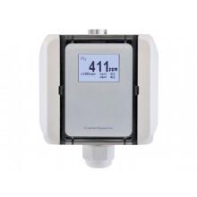 CO2 Luftqualitätsfühler mit Messbereichsumschaltung, aktiver Ausgang (0-10 V oder 4-20 mA)