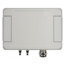 Druckmessumformer für Differenzdruck mit EMV-Verschraubung, aktiver Ausgang (0-10 V oder 4-20 mA)