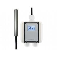Temperatur-Messumformer mit Pendelfühler Edelstahl, digitaler Ausgang