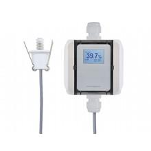 Feuchte-Messumformer Decke für relative/absolute Feuchte, Taupunkttemperatur, Mischungsverhältnis und Temperatur, digitaler Ausgang