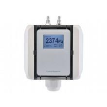 Druck-Messumformer für Differenzdruck 500 Pa, atmosphärischen und barometrischen Luftdruck, digitaler Ausgang