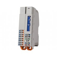 I/O - Modbus In / 8 Analog Out (0-10 V oder 4-20 mA)