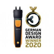 testo 510 i - Differenzdruckmessgerät mit Smartphone-Bedienung
