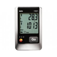 testo 176 P1 - Datenlogger Druck, Temperatur und Feuchte