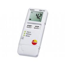 testo 184 H1 - Datenlogger Luftfeuchtigkeit und Temperatur für Transportüberwachung
