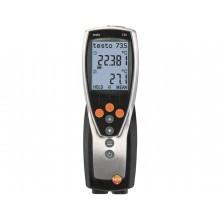 testo 735-2 - Temperaturmessgerät (3-Kanal)