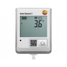 testo Saveris 2-T1 - Funk-Datenlogger mit Display und integriertem NTC-Temperaturfühler