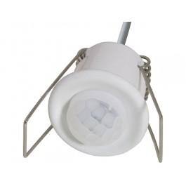 Motion sensor with infrared sensor for ceiling installation