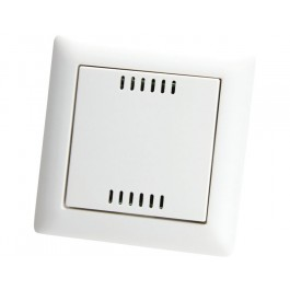 CO2 air quality sensor for flush mounting indoors