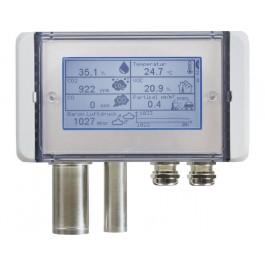 Multi-Sensor Measuring Device, digital output