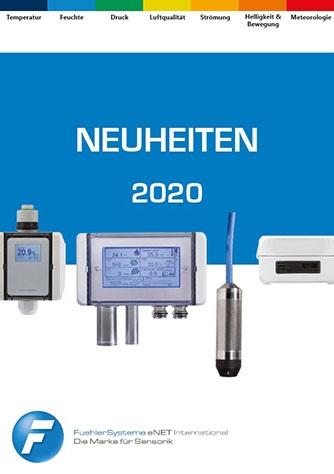 FuehlerSysteme Neuheiten 2020